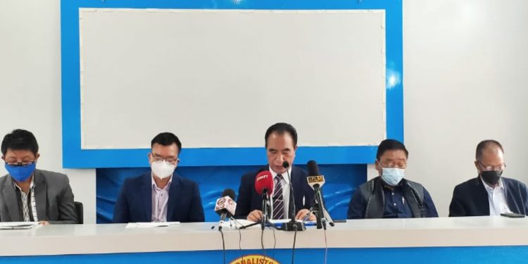 Mizoram: MNF government failed to deal with COVID-19, says ZPM & Congress 1