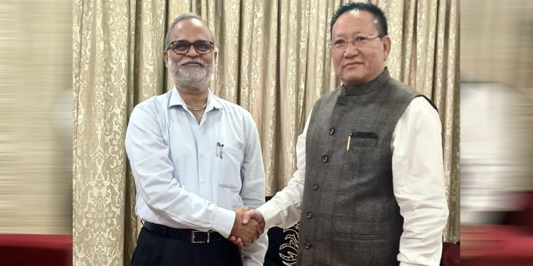 Naga political issue: There can be only 'one agreement one solution', says ex-Nagaland CM TR Zeliang 1