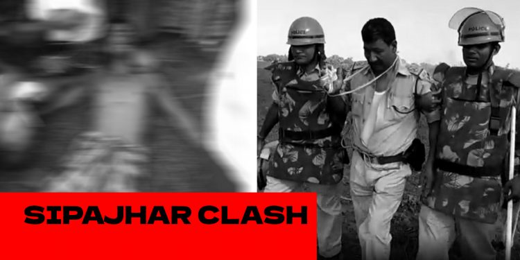 Assam: 3 killed in police firing, 8 cops injured as eviction drive in Sipajhar turns ugly 1