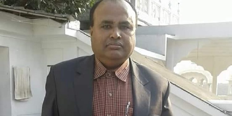 Prafulla Kumar Nath.