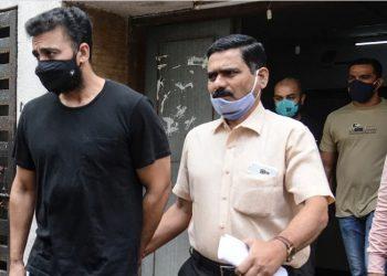 Pornography case: Raj Kundra, Ryan Thorpe get bail 1