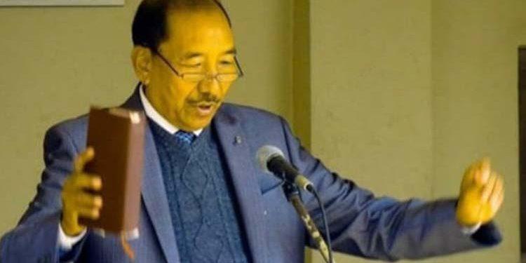 Rev Dr. Shiwoto Assumi
