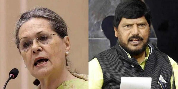 Sonia Gandhi should have become PM: Union minister Ramdas Athawale 1
