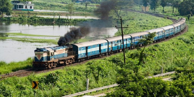Passenger train services between Silchar in Assam and Bairabi in Mizoram to resume 1