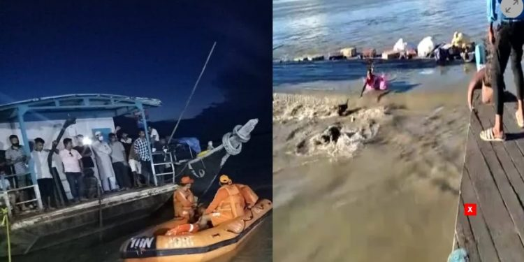 Assam: Three IWTD officials suspended following boat capsize in Brahmaputra near Nimatighat 1