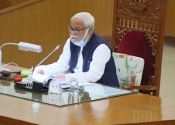 BJP MLA Ratan Chakraborty elected Tripura Assembly Speaker 1