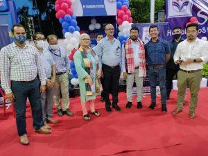 Guwahati : 1st Electric Vehicle Charging Station inaugurated 2