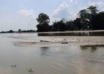 Assam: Inter-district gap on river-bank protection leaves 9 Lakhimpur villages with sand 4