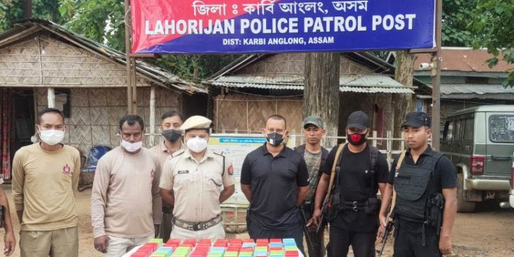 Assam: Drugs worth Rs 2 crore seized in Karbi Anglong, two held 1