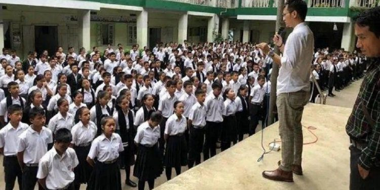 Myanmar refugee children to be allowed admission in Mizoram schools 1