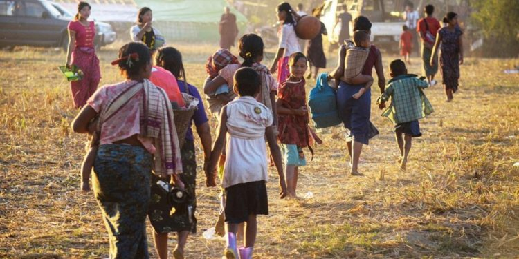 Risks of India getting sucked into Rakhine conflict 1