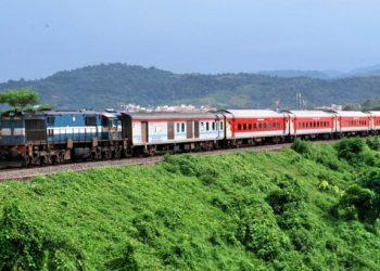 NF Railway train