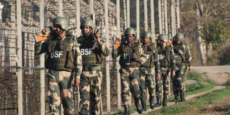 BSF empowered to conduct search and arrests in larger areas in Assam, West Bengal and Punjab 1