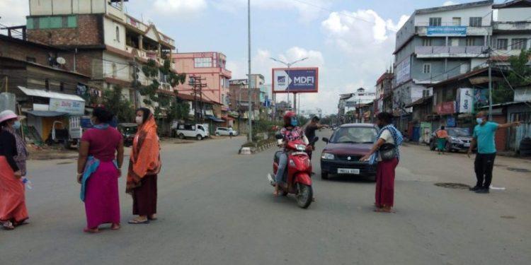 Athuan Abonmei killing: 24-hour shutdown cripples normal life in Manipur 1
