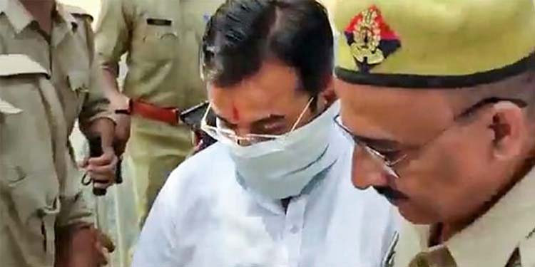 Ashish Mishra Lakhimpur Kheri incident
