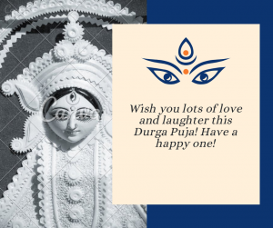 Durga Puja Greetings 2021 : SMS, WhatsApp messages and Facebook status 3