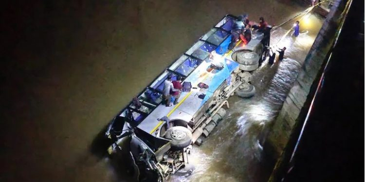 Meghalaya bus tragedy: Two more bodies recovered, toll rises to 8 1