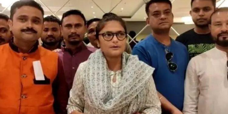 Assam: Over 30 BJP, Congress workers join TMC in Silchar 1