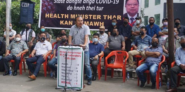 Congress accuses Mizoram government of misusing COVID to 'make money' 1