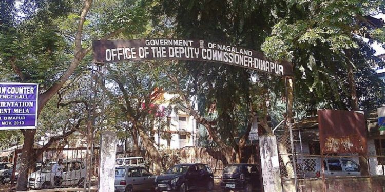 Nagaland government revokes order to shift office of Dimapur DC 1