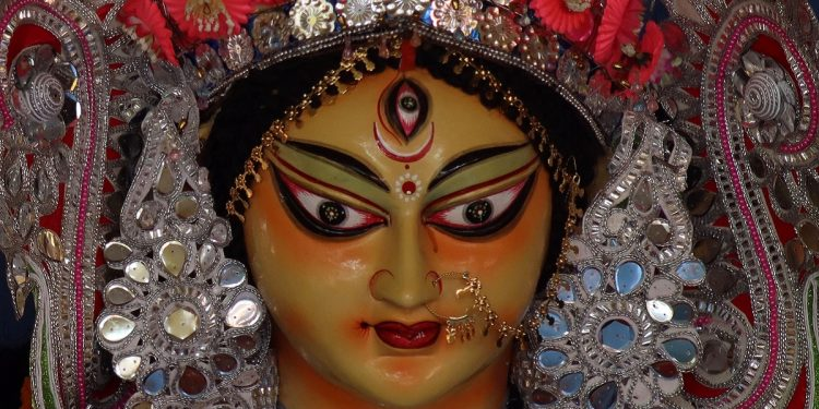 Durga Puja with a 'difference' with COVID warriors of Guwahati 1