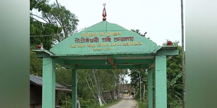 Durga Puja Dhakuakhana