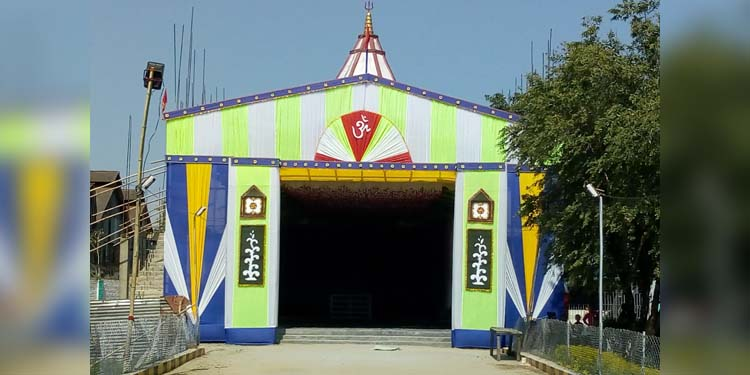 Bokel Durga Puja