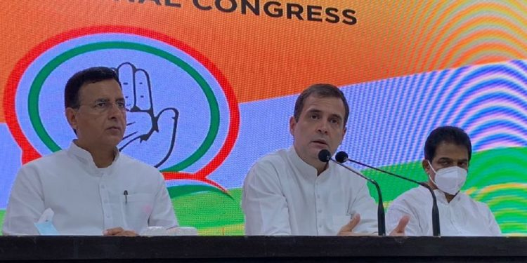 There is 'dictatorship' in India now: Congress leader Rahul Gandhi 1