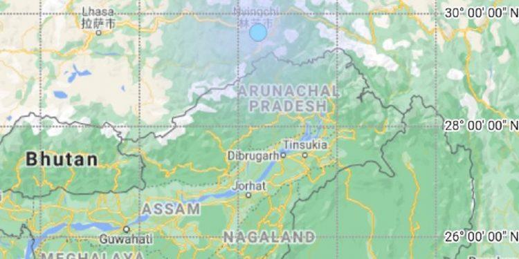 4.3 magnitude earthquake shakes Arunachal Pradesh 1