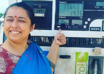 'Thank You Modi ji': Assam Congress leader Angkita Dutta's jibe over high prices of petrol and diesel 1