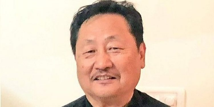 Former Nagaland BJP president Visasolie Lhoungu passes away 1