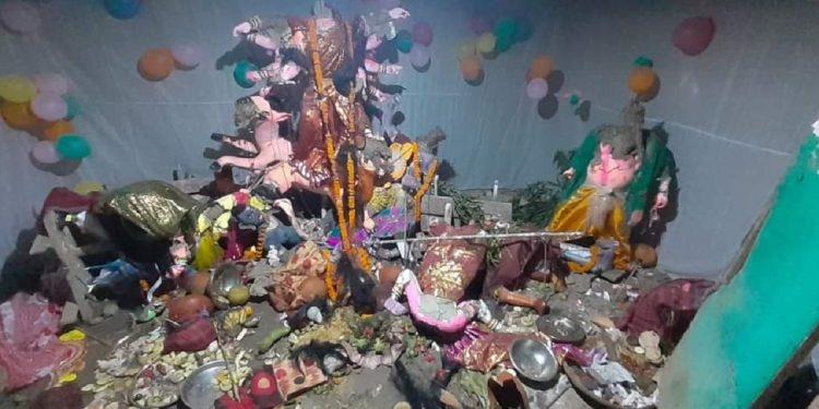 Communal tension grips Bangladesh as Durga Puja pandals 'attacked, vandalise' 1