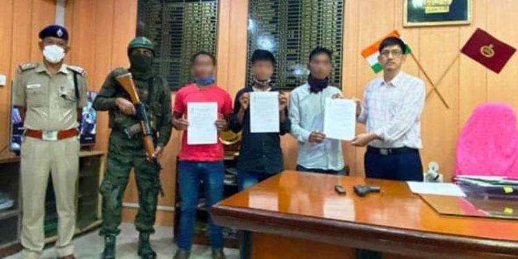 Arunachal: NSCN (R) militant surrenders in Tirap 1