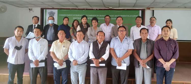 Nagaland event on Gandhi Jayanti