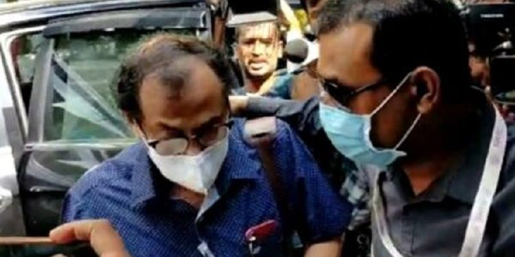 Dr. Navanil Barua