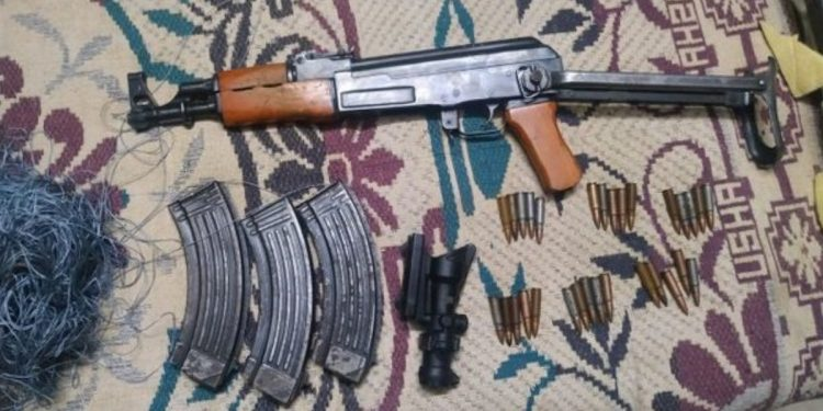 Pakistan 'air drops' arms consignment inside India, recovered by police 1