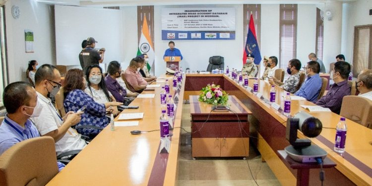 Mizoram launches IRAD project to improve road safety 1