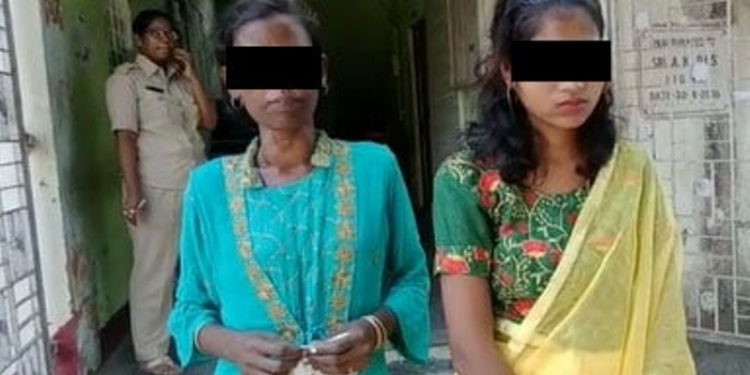 Assam: Police rescue 2 trafficked girls from Rajasthan, one woman arrested 1