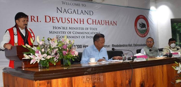 Union Minister Devusinh Chauhan