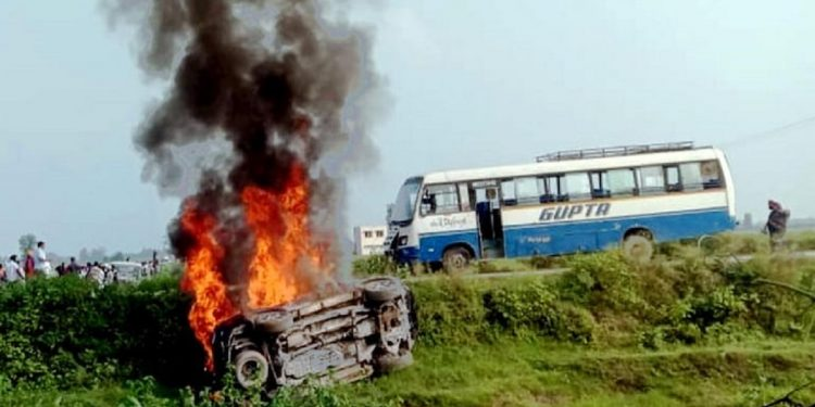 Uttar Pradesh government orders judicial probe Lakhimpur Kheri violence 1
