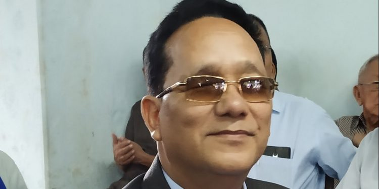 Mizoram speaker Lalrinliana Sailo tests COVID-19 positive 1